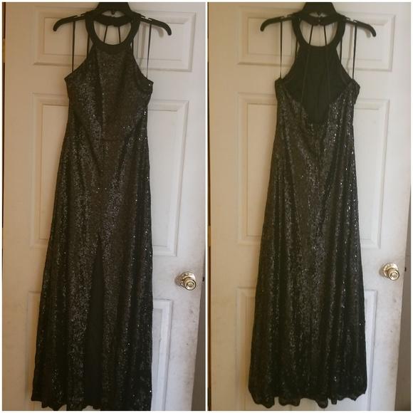 B Darlin Dresses & Skirts - 👠👗 B Darlin Sequin long dress 👗🥿